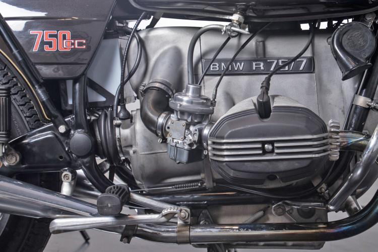 1977 BMW R75 / 7 12