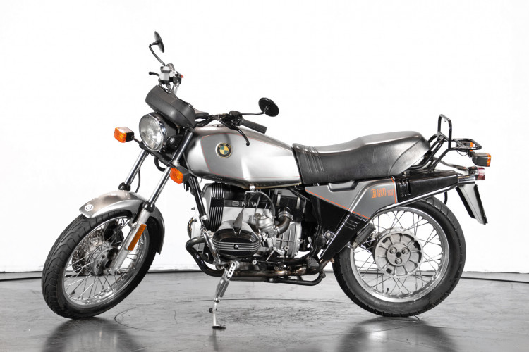1983 Bmw R80 ST 0