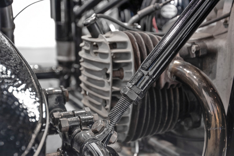 1939 Bmw Sidecar 30