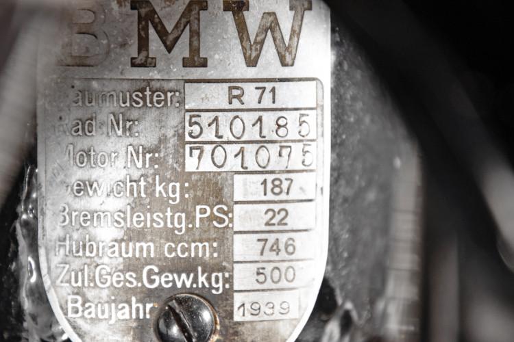 1939 Bmw Sidecar 33