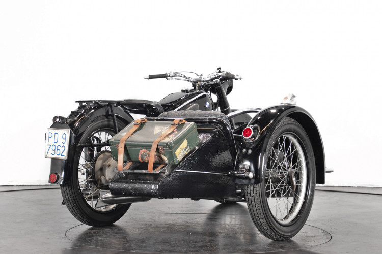 1939 Bmw Sidecar 5