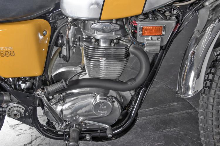 1972 BSA 500 12