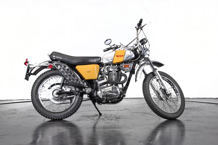 1972 BSA 500 2