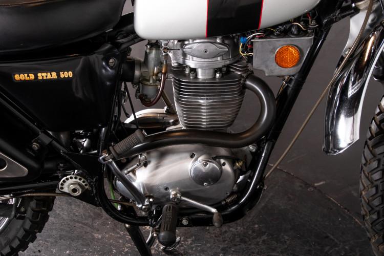 1972 BSA B 50 SS 500 16