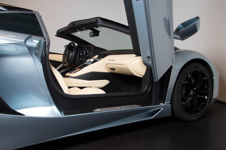 2014 Lamborghini Aventador Roadster  8