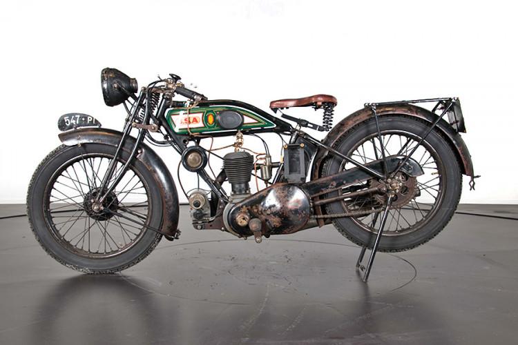 1934 BSA 350 0