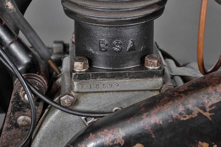 1934 BSA 350 16