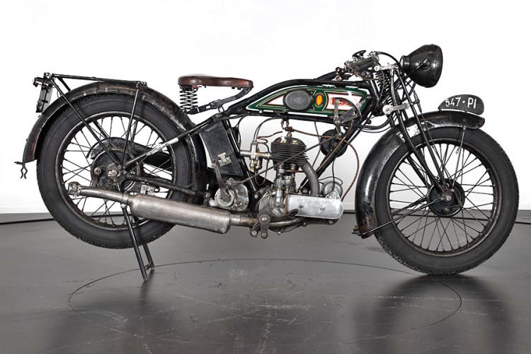 1934 BSA 350 2