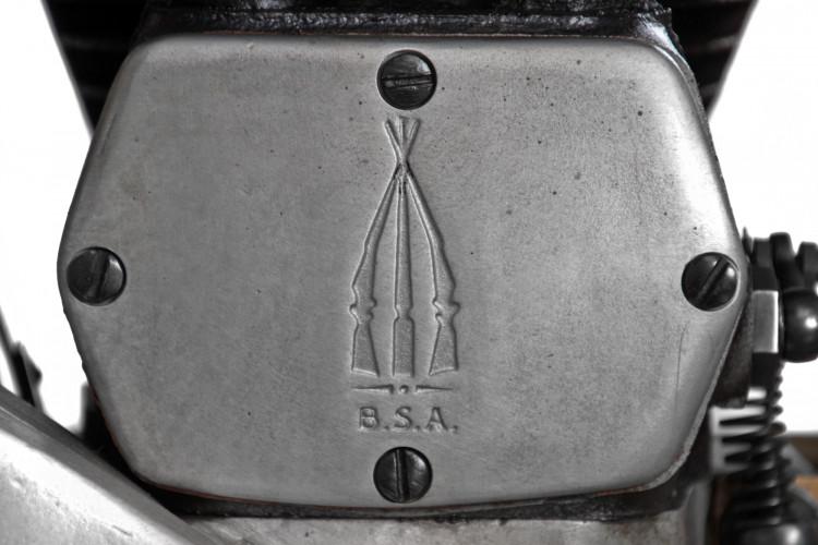 1947 BSA 500 WM 20 12