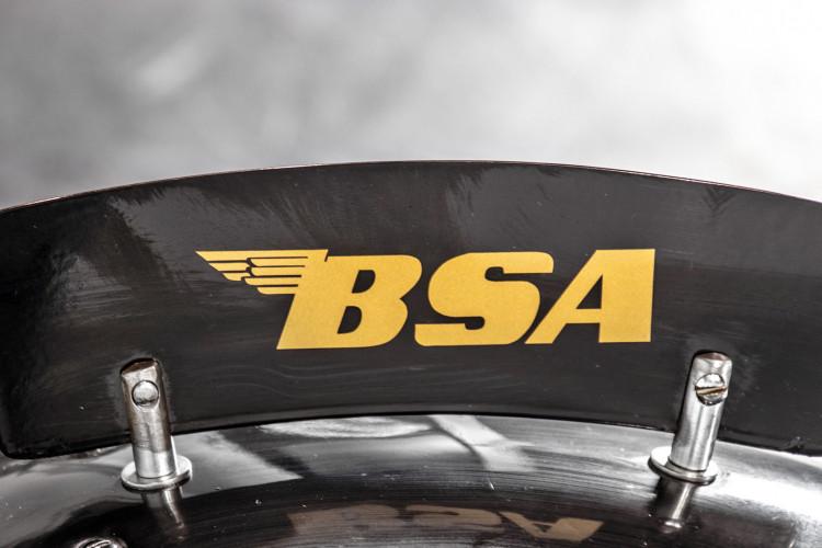 1939 BSA 500 12