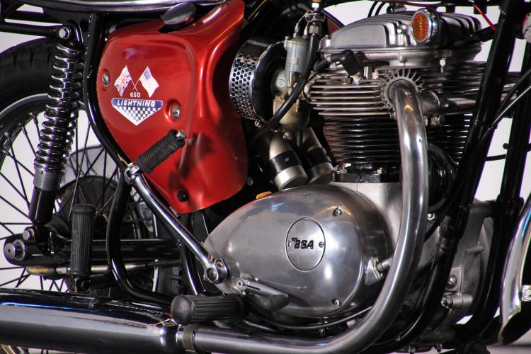 1969 BSA A 65 6