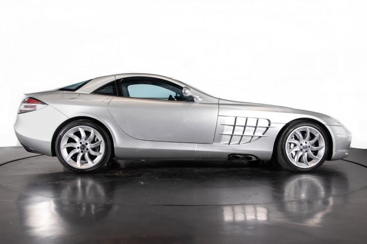 2004 Mercedes-Benz SLR McLaren 6