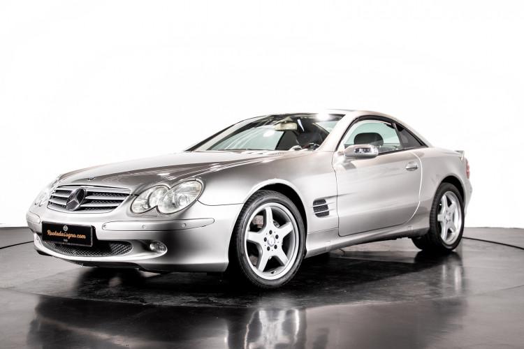 2004 Mercedes-Benz SL500 1