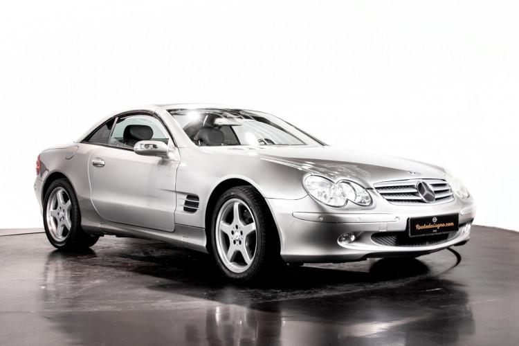 2004 Mercedes-Benz SL500 7