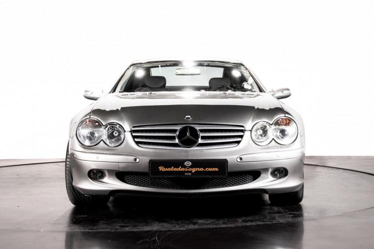 2004 Mercedes-Benz SL500 0