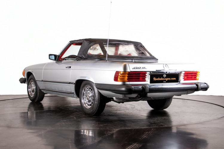 1977 Mercedes-Benz SL 450 42