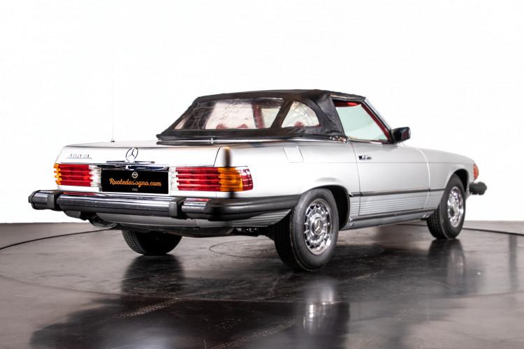 1977 Mercedes-Benz SL 450 44