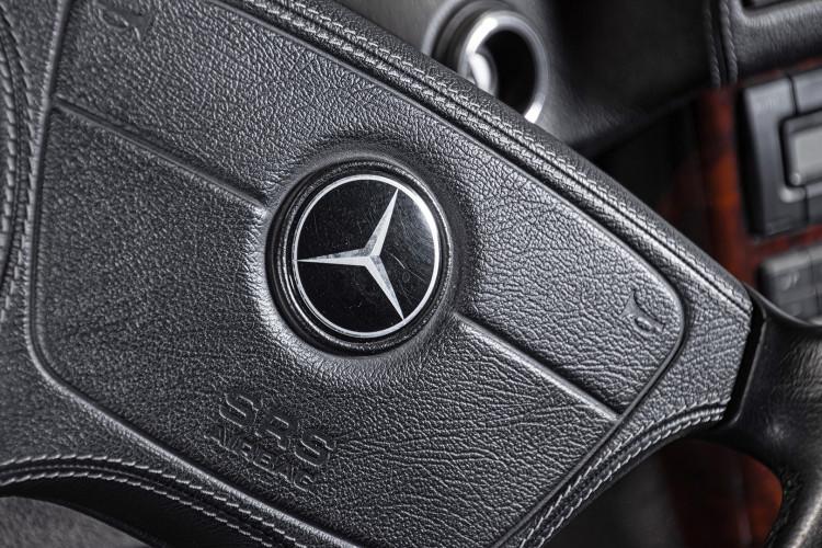 1998 Mercedes Benz 600 SL 24