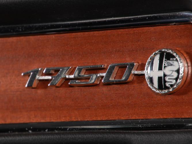 1968 Alfa Romeo GT Veloce 1750 - 1° Serie 25