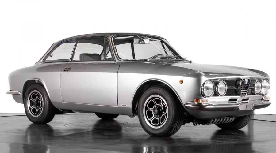 1968 Alfa Romeo GT Veloce 1750 - 1° Serie 7