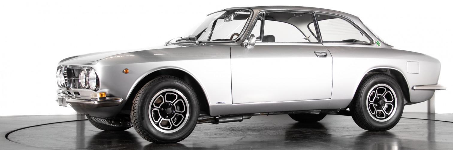 1968 Alfa Romeo GT Veloce 1750 - 1° Serie 8