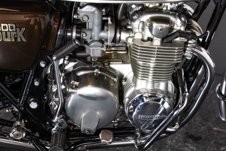 1979 Honda 500 CBK 21