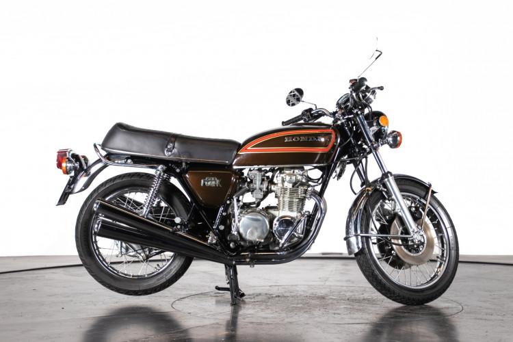 1979 Honda 500 CBK 7