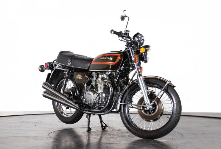 1979 Honda 500 CBK 6