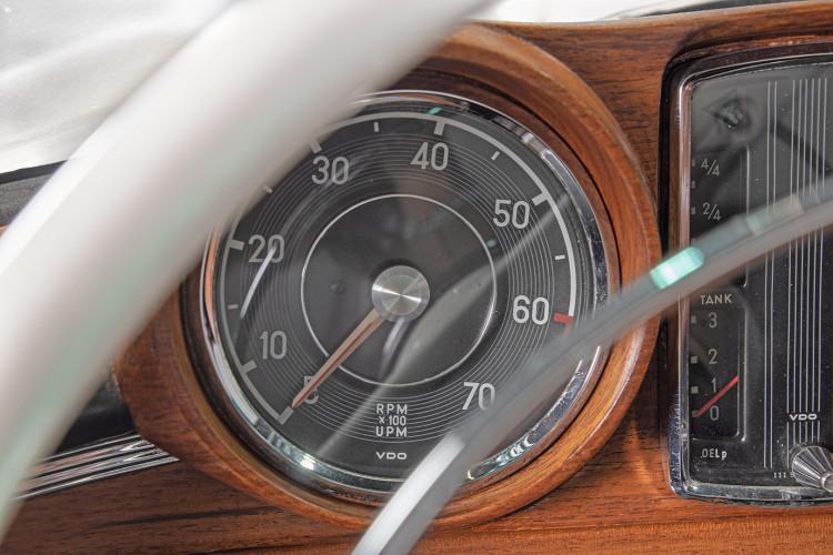 1963 Mercedes-Benz 220 SE 20