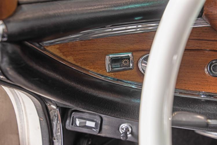 1963 Mercedes-Benz 220 SE 29
