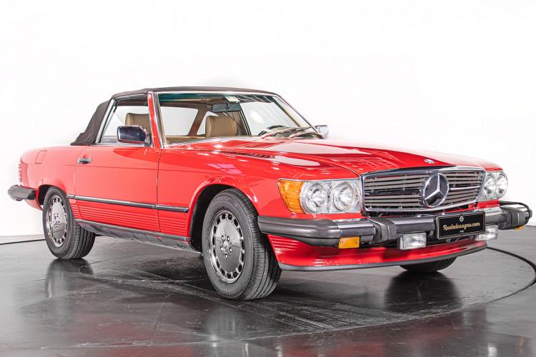 1985 Mercedes-Benz SL 560 7