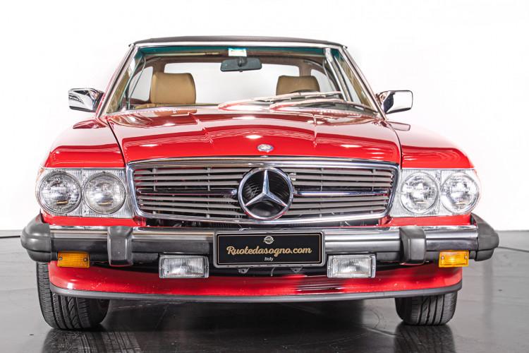 1985 Mercedes-Benz SL 560 9
