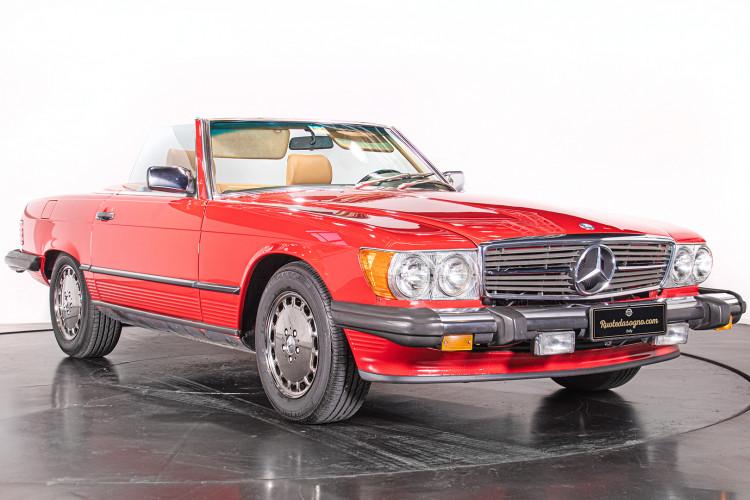 1985 Mercedes-Benz SL 560 27
