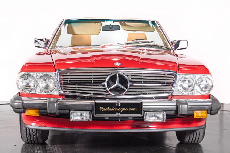 1985 Mercedes-Benz SL 560 29