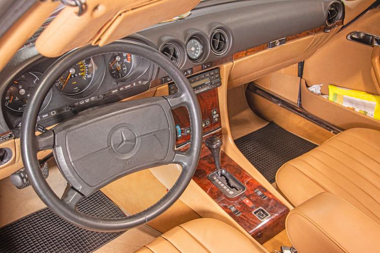 1985 Mercedes-Benz SL 560 33