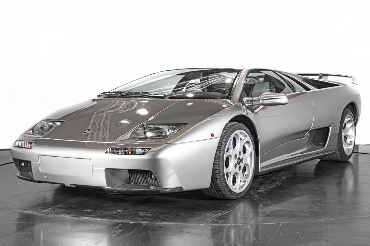 2000 Lamborghini Diablo 6.0 VT 0