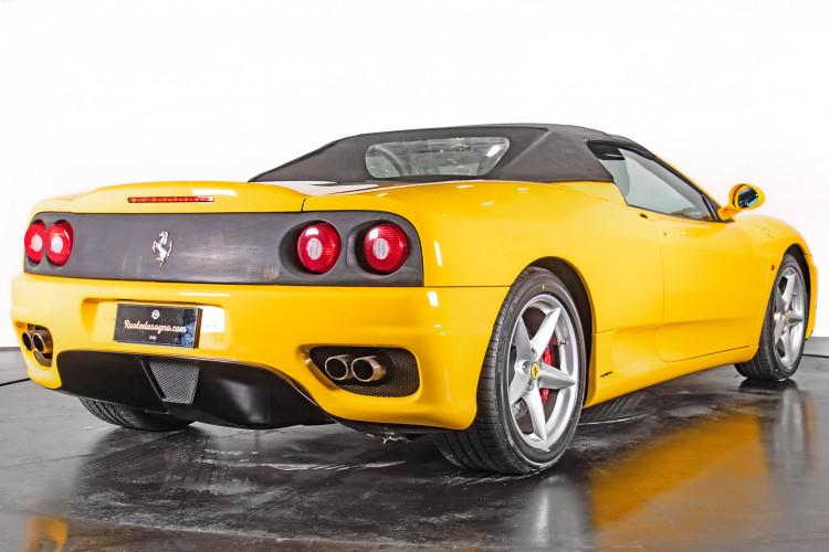 """2001 Ferrari 360 Spider """"Manuale"""" 6"""