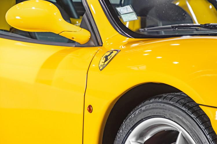 """2001 Ferrari 360 Spider """"Manuale"""" 14"""