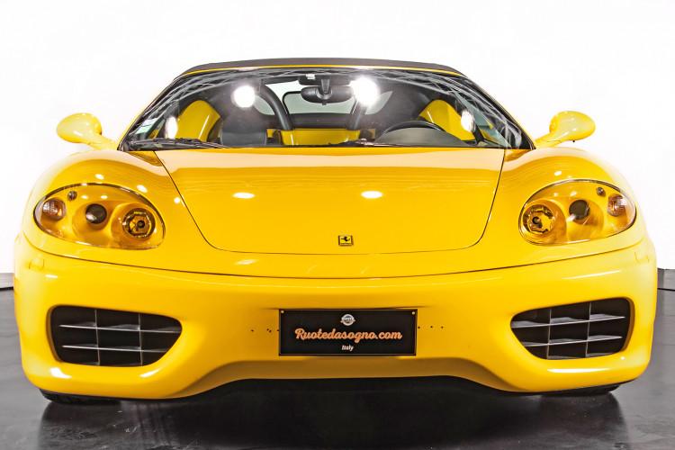 """2001 Ferrari 360 Spider """"Manuale"""" 9"""
