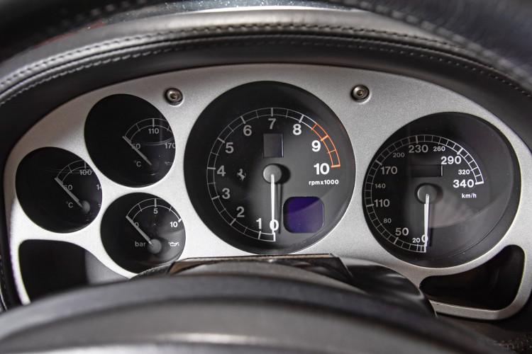 """2001 Ferrari 360 Spider """"Manuale"""" 38"""