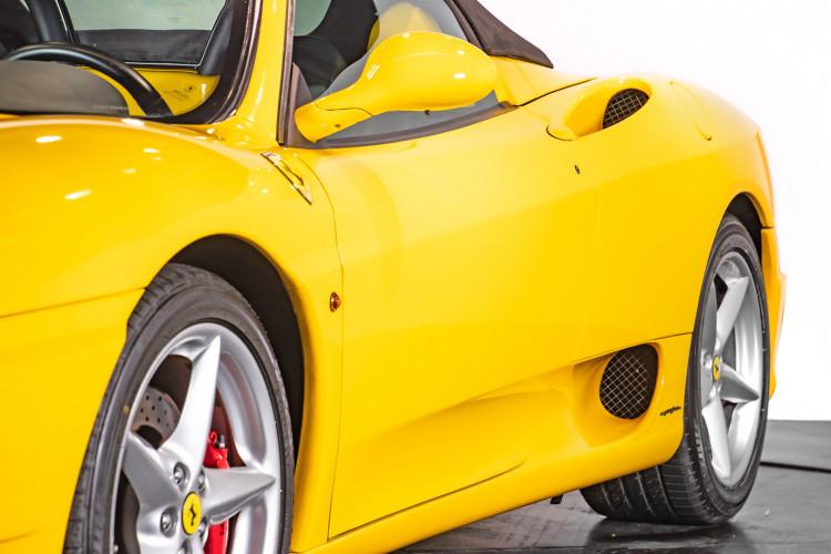 """2001 Ferrari 360 Spider """"Manuale"""" 19"""