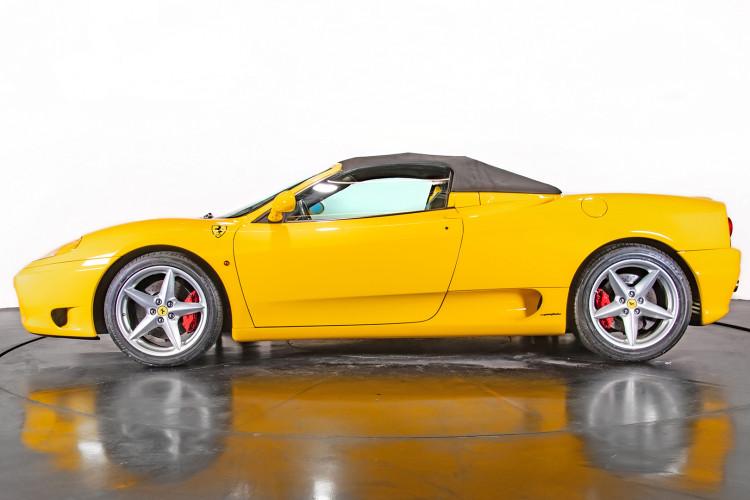 """2001 Ferrari 360 Spider """"Manuale"""" 2"""