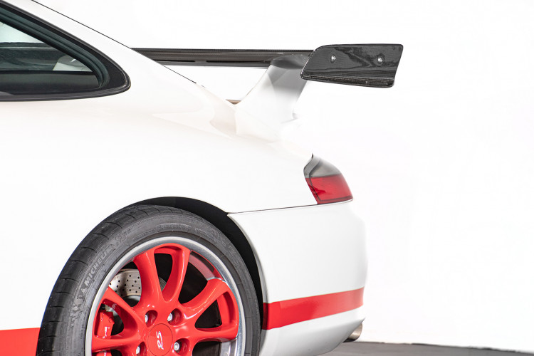 2004 Porsche 996 GT3 RS 10