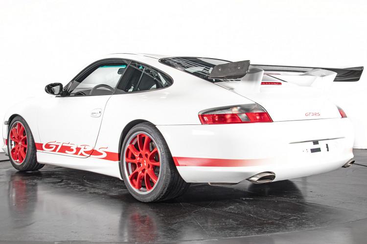 2004 Porsche 996 GT3 RS 2