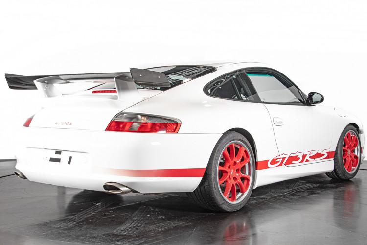 2004 Porsche 996 GT3 RS 4