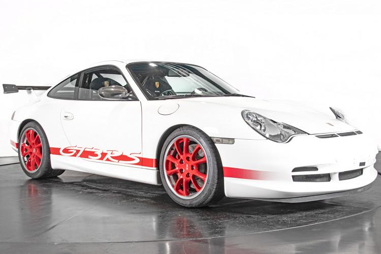 2004 Porsche 996 GT3 RS 6