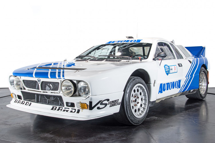 1982 Lancia Rally 037 0