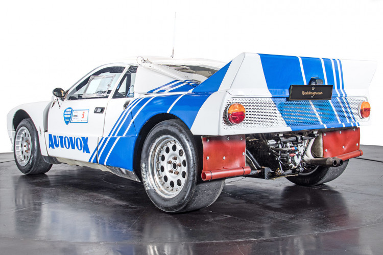 1982 Lancia Rally 037 6