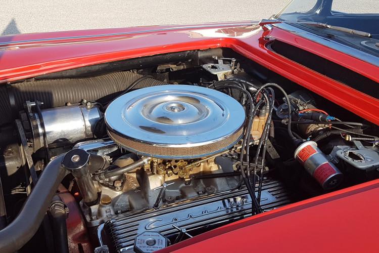1962 CHEVROLET CORVETTE C1 22