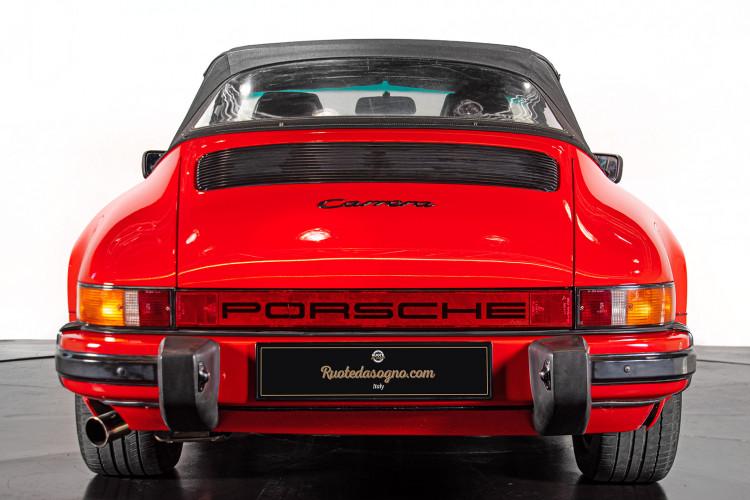 1986 Porsche 911 3.2 Cabrio 13